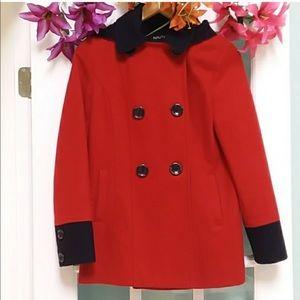 Nautical Red Jacket